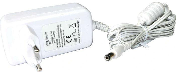 Napáječ, síťový adaptér Sagemcom 12V/2A spínaný, koncovka 5,5x2,5mm