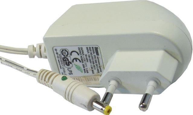 Napáječ, síťový adaptér Sunny 12V/1,66A spínaný, koncovka 4,7x1,7mm