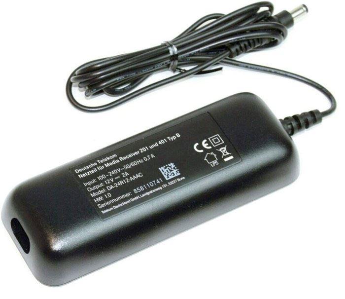 Napáječ, síťový adaptér LITEON 12V/3,33A spínaný, volný konec