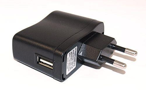 Napáječ, síťový adaptér USB 5V/ 1A spínaný ,