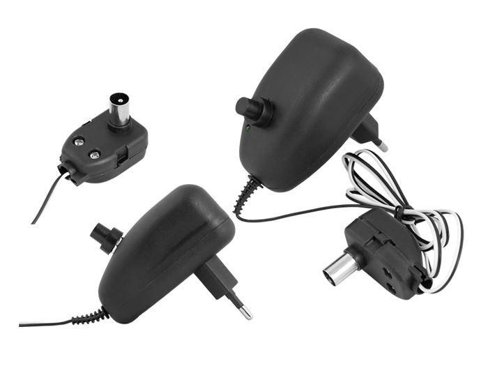 Napáječ, síťový adaptér  5-14V/0,1A s antenní výhybkou