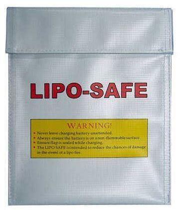 Ochranný obal pro Li-Po a Li-Ion baterie - 190x100mm