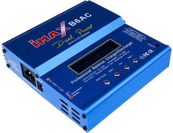 Nabíječka iMAX B6AC 80W včetně zdroje