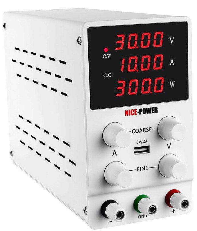 Laboratorní zdroj Nice-Power SPS3010 0-30V/0-10A
