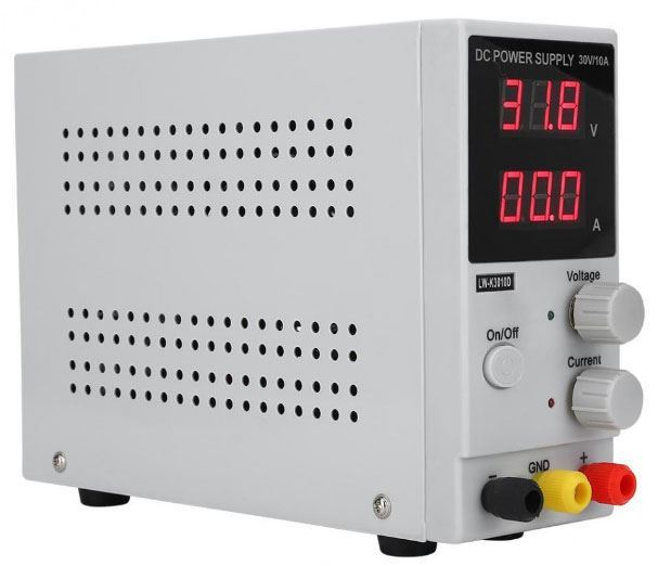 Laboratorní zdroj LW-K3010D 0-30V/0-10A