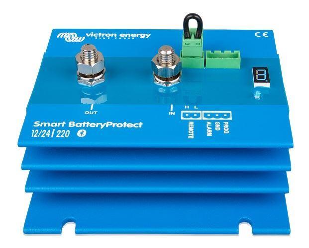 Ochrana baterií Smart BP-220 12/24V
