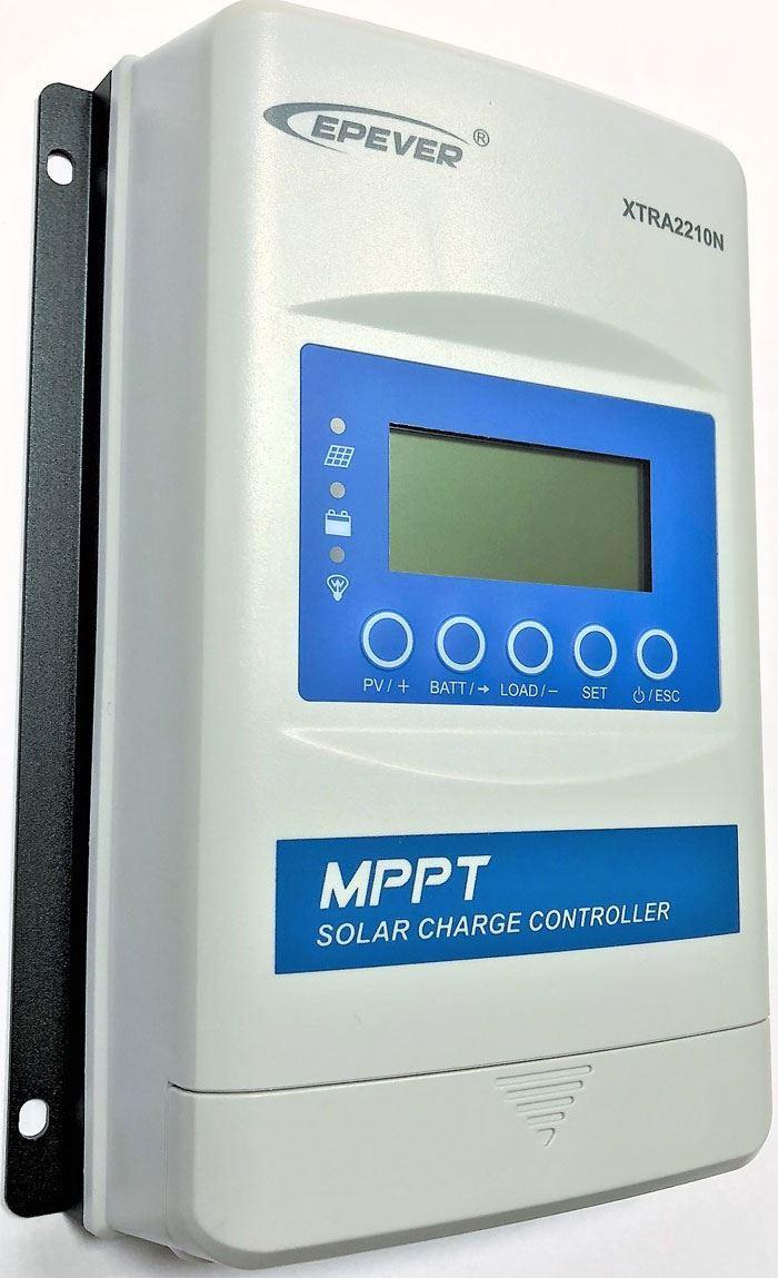 Solární regulátor MPPT EPSolar XTRA2210N 12-24V/20A, displej XDS2