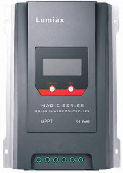 Solární regulátor MPPT Lumiax 4010, 12-24V/40A