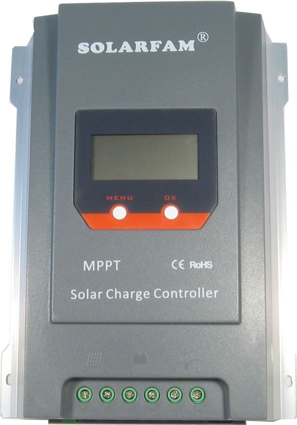 Solární regulátor MPPT Solarfam SX4010Li, 12-24V/40A