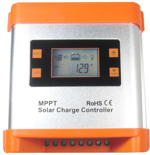 Solární regulátor MPPT-20D vadný