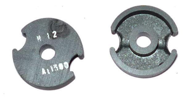 Ferit.jádro hrníček P14x8 bez mezery,materiál H12, Al160 - pár