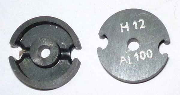 Feritové jádro - hrníček P18x11, materiál H12, Al100 - pár