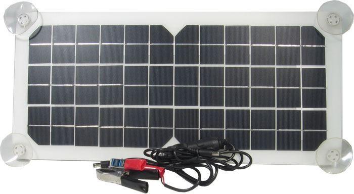 Fotovoltaický solární panel USB+12V/20W flexibilní OS20-18MFX