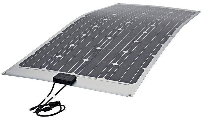 Fotovoltaický solární panel 12V/160W flexibilní ECOFLEX