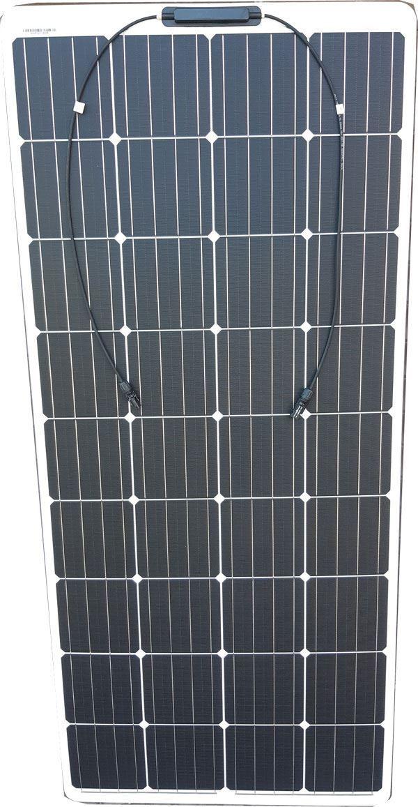 Fotovoltaický solární panel 12V/160W flexibilní ETFE SZ-160-36MFE