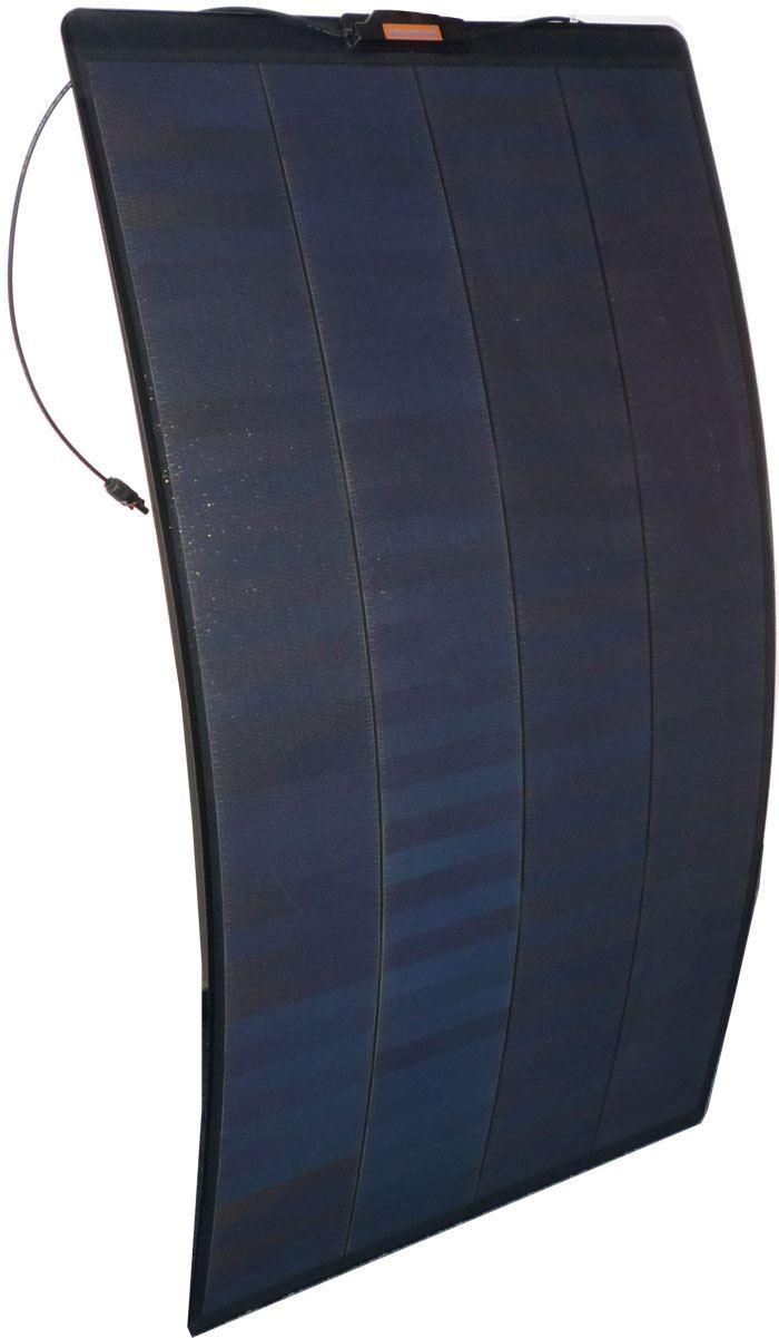 Fotovoltaický solární panel 12V/170W flexibilní shingled ETFE Solarfam