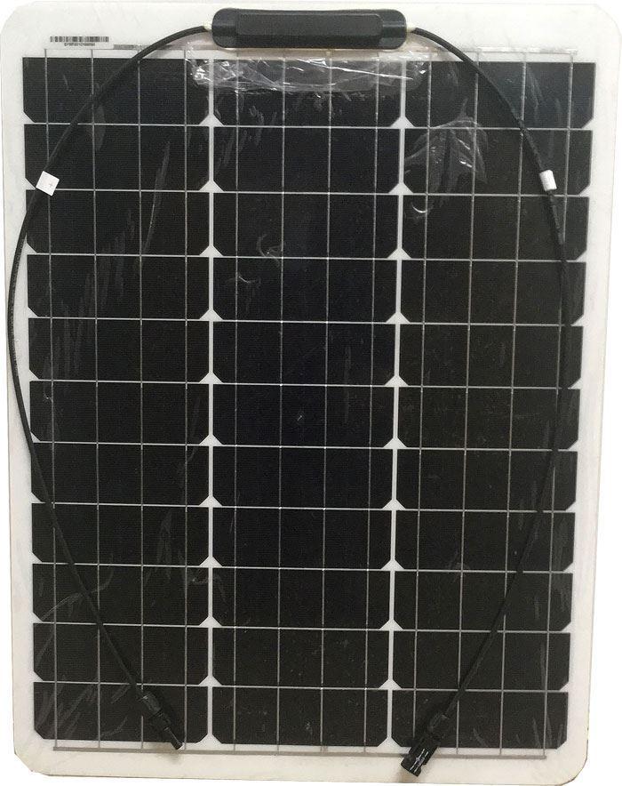 Fotovoltaický solární panel 12V/50W flexibilní ECOFLEX