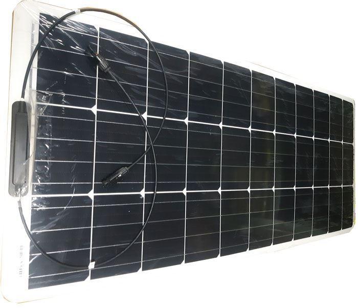 Fotovoltaický solární panel 12V/100W flexibilní ECOFLEX