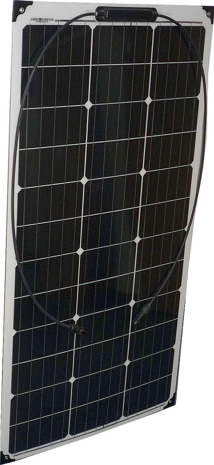 Fotovoltaický solární panel 12V/80W flexibilní SZ-80-33MF Solarfam