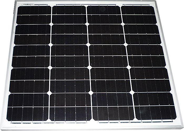 Fotovoltaický solární panel 12V/60W monokrystalický