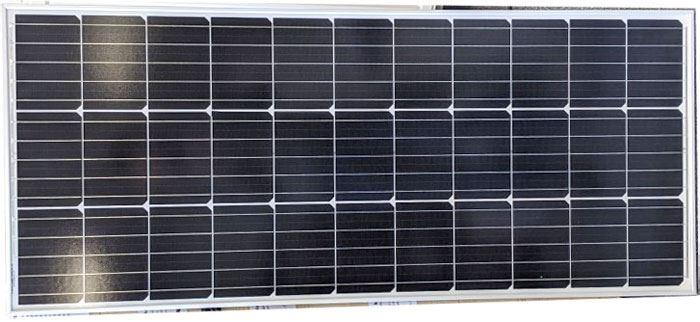 Fotovoltaický solární panel 12V/100W monokrystalický 1200x510x35mm