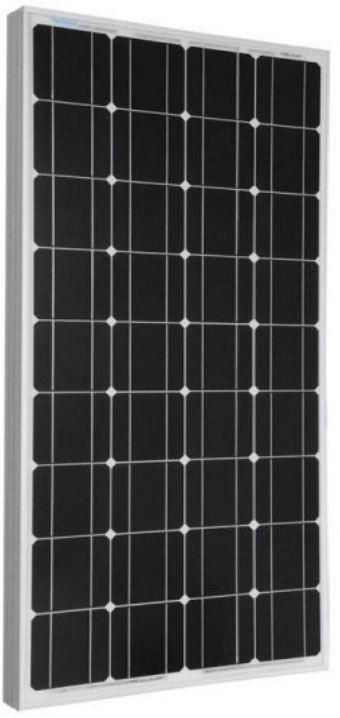 Fotovoltaický solární panel 12V/120W monokrystalický 1080x510x30mm