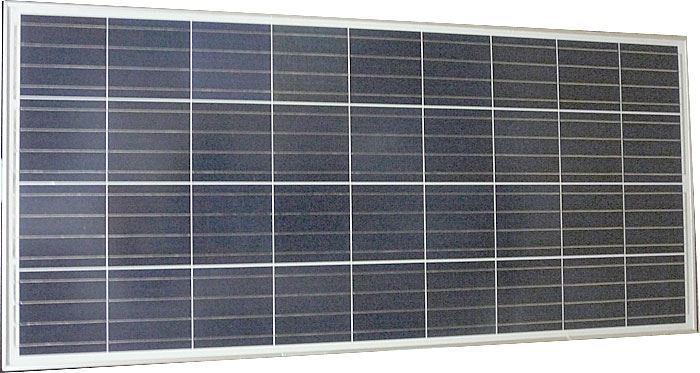 Fotovoltaický solární panel 12V/160W monokrystalický