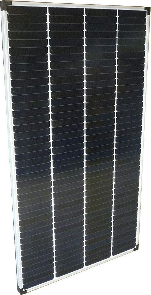 Fotovoltaický solární panel 12V/160W monokryst. shingled 1230x670x30mm