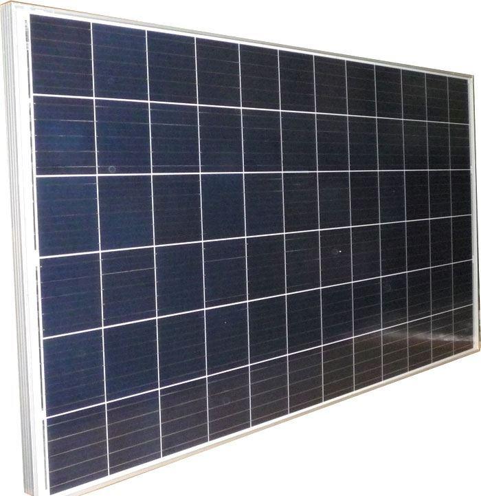 Fotovoltaický solární panel 36V/330W polykrystalický 1990x990x40mm