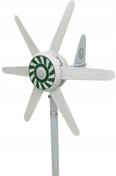 Větrná turbína M300 12V/90W /Větrná elektrárna/