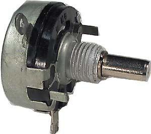47k/N SP-1, hřídel 6x12mm, potenciometr otočný