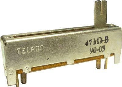 47k/G TELPOD SVP-30, potenciometr tahový