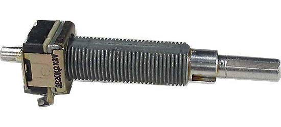 20k/N balance 13x3mm+průch.hříd.5mm, potenciometr otočný