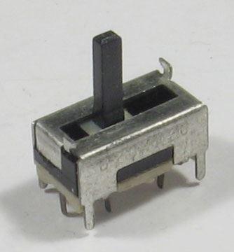 20k/N x2, 16x9x7mm, potenciometr tahový tandemový