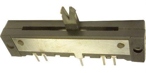 470k/G TP642, potenciometr tahový