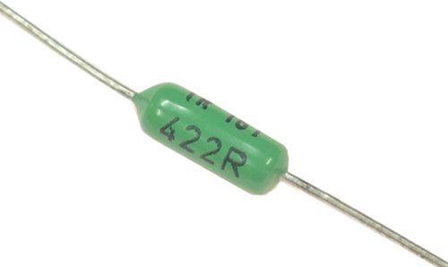 121k TR161, rezistor 0,25W stabilní 0,5%