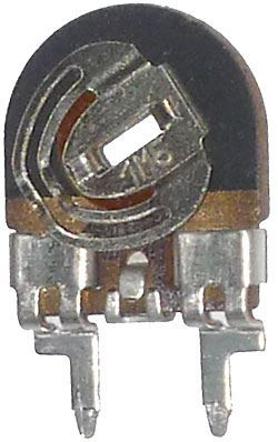 Trimr RFT /~TP008/ - 1M5, 2 vývody