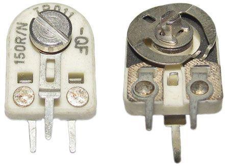 Trimr TP010,TP110 - 1k0    (TP011,TP111)