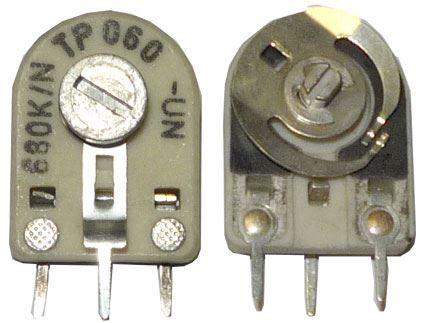 Trimr TP015,TP016 - 330K        (TP060)
