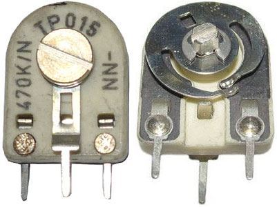 Trimr TP015,TP016 - 1M5         (TP060)