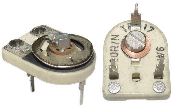 Trimr TP017,18 - 330R        (TP062)