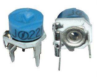 Trimr RM065 uhlíkový - 220R