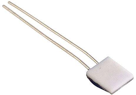 Teplotní čidlo PT100 - 2,3x2,1mm/B