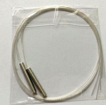Teplotní čidlo PT1000 s kabelem 1m