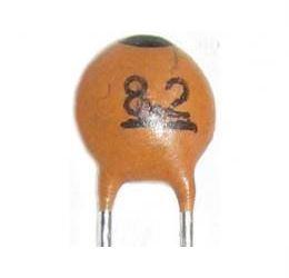 8p2/50V SUNTAN. RM=2,54, keramický kondenzátor
