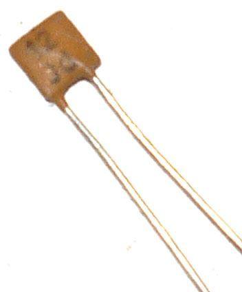 12pF/250V TK755, keramický kondenzátor
