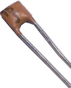 15p/40V TK754, keramický kondenzátor