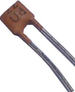 22pF/250V TK775, keramický kondenzátor