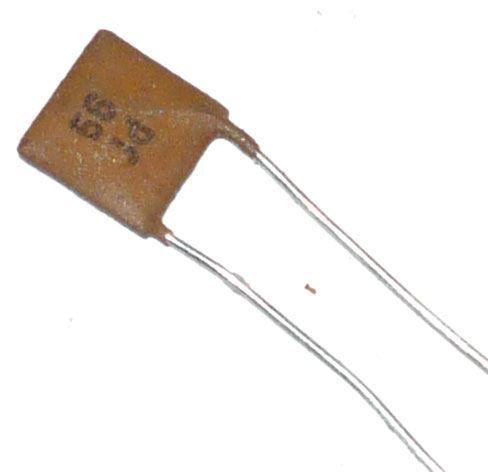 56pF/250V TK775, keramický kondenzátor