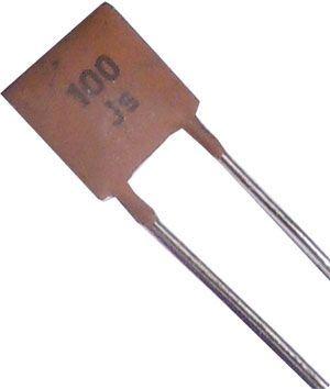 100pF/40V TK754, keramický kondenzátor